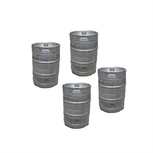 O Gauge Metal Beer Keg Pack