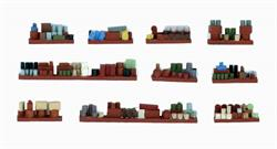 S Scale Detail Accessories, S Scale Railroad Details, S Scale